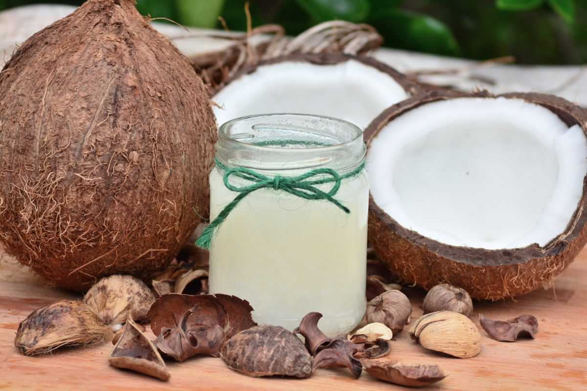 Benefit of coconut oil
