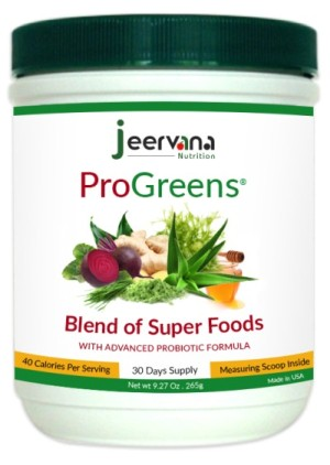 Progreens Superfood Powder
